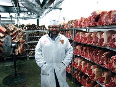 Meatpacking Adam Kuban